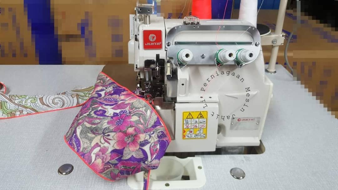 Juita Industrial Overlock Sewing Machine