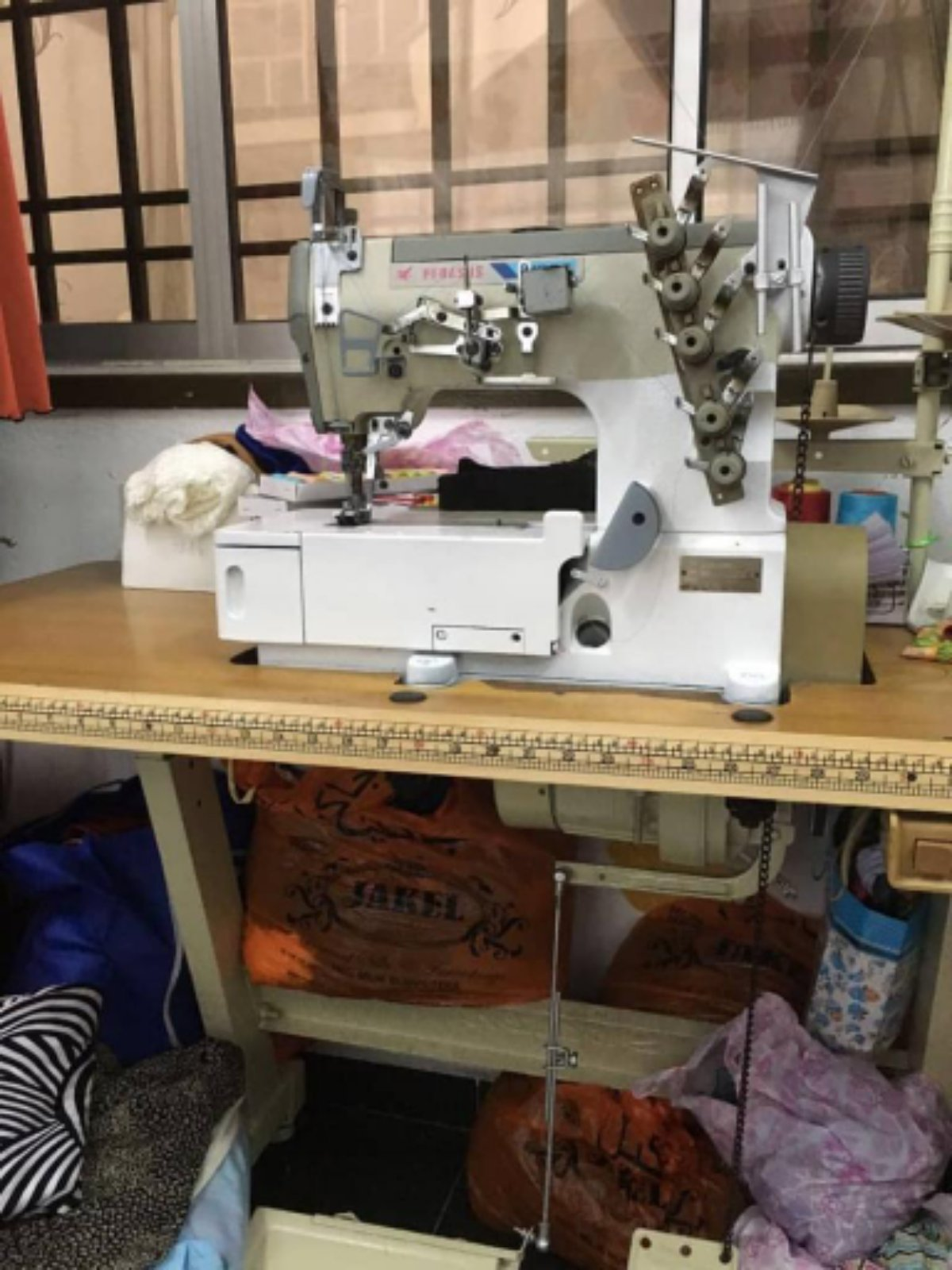 2nd Pegasus Interlock Industrial sewing machine