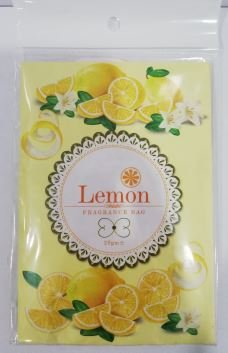 Fragrance Bag 20g Lemon