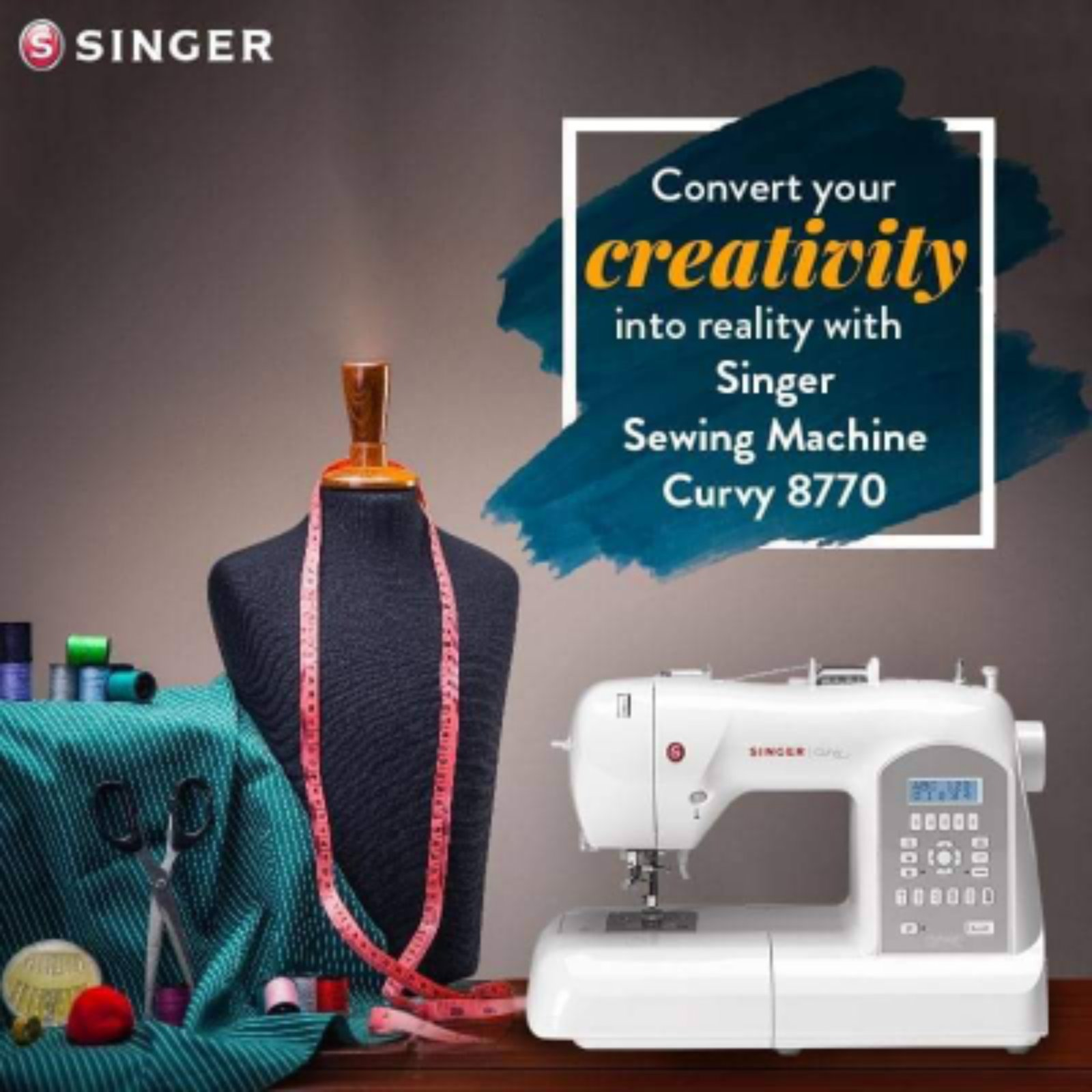 For Singer Emboidery Sewing Machine