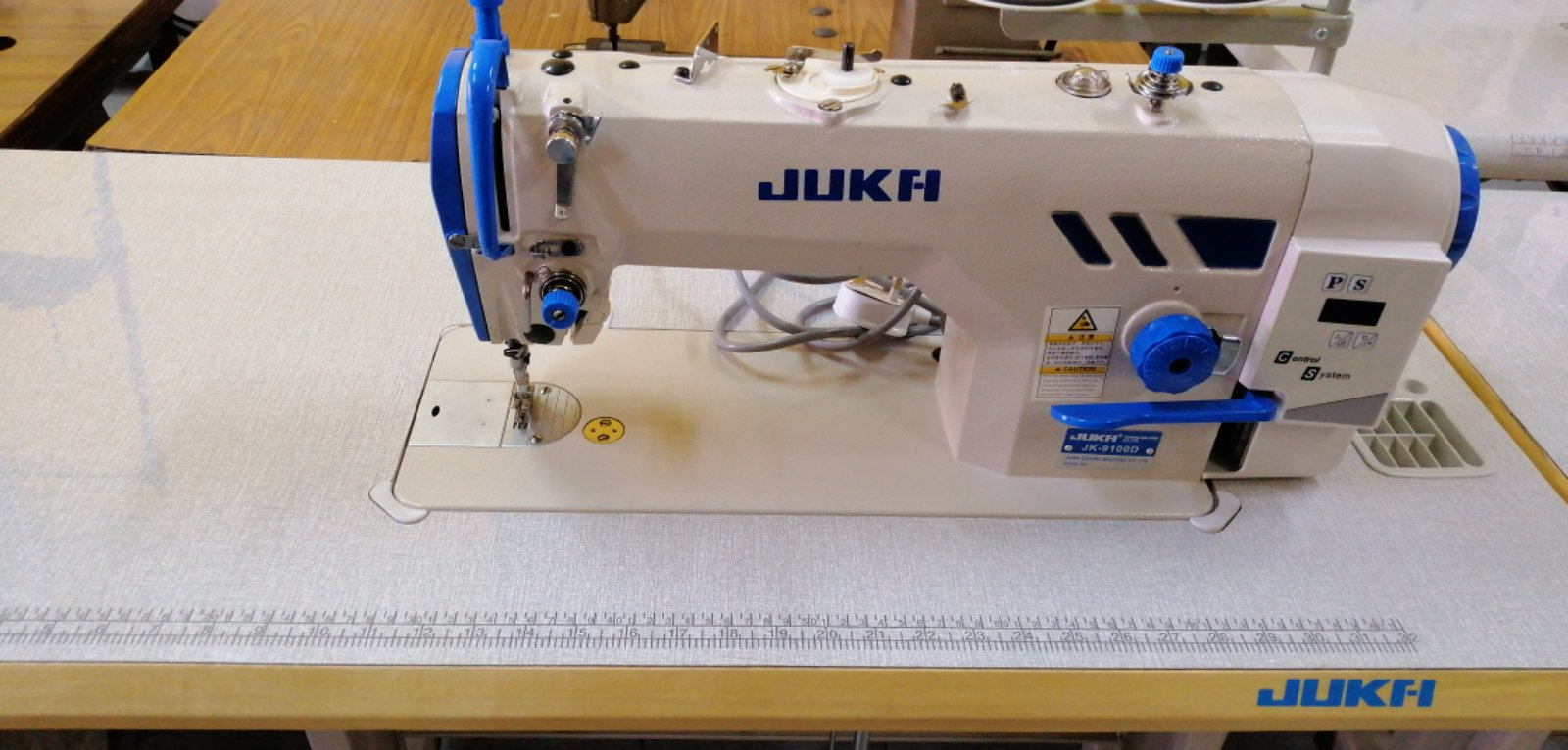 Juka HiSpeedDirectDriveMotorSewingMachine