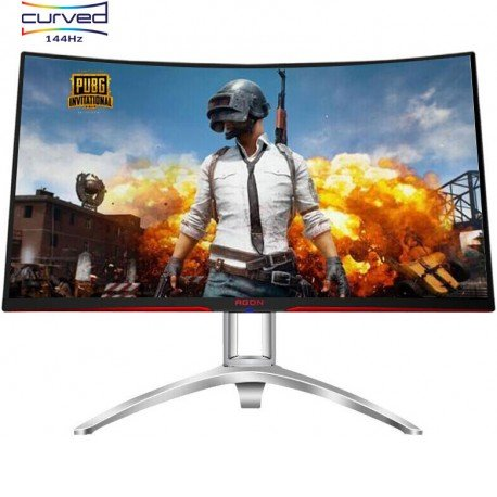 AOC Agon 31.5inch Monitor - AG322FCX (Gaming Series)