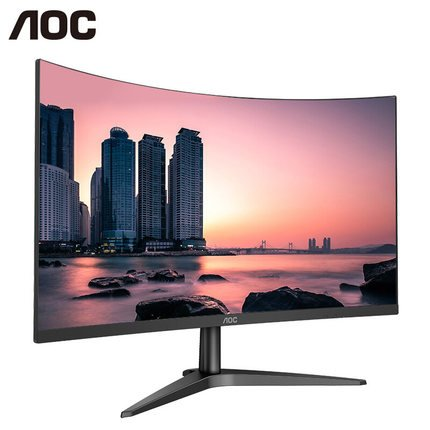 AOC 23.6inch Monitor - C24B1H (Curved Series)