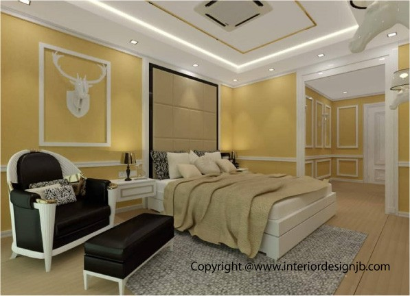 Interior Design Johor Bahru (JB) - Room decoration and renovation
