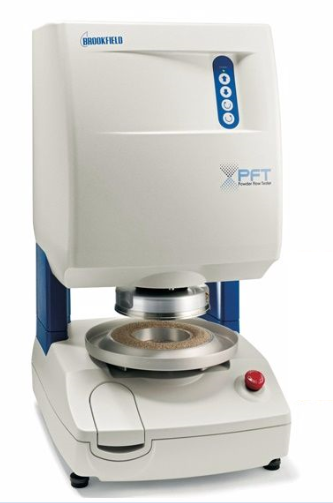 Brookfield Powder Flow Tester