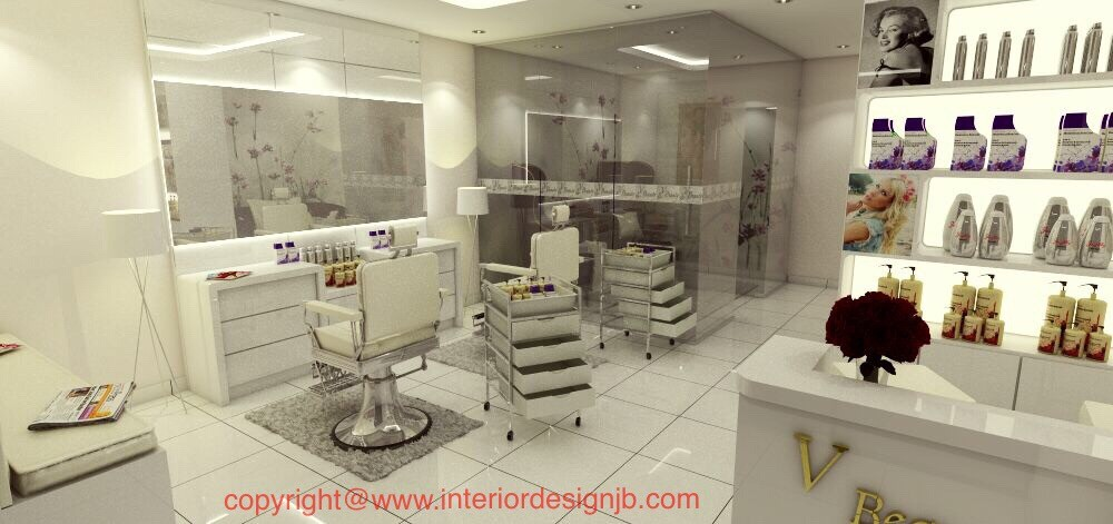The Beauty Salon Design - Taman Tasek, Johor Bahru