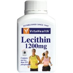 VITA HEALTH LECITHIN 1200MG