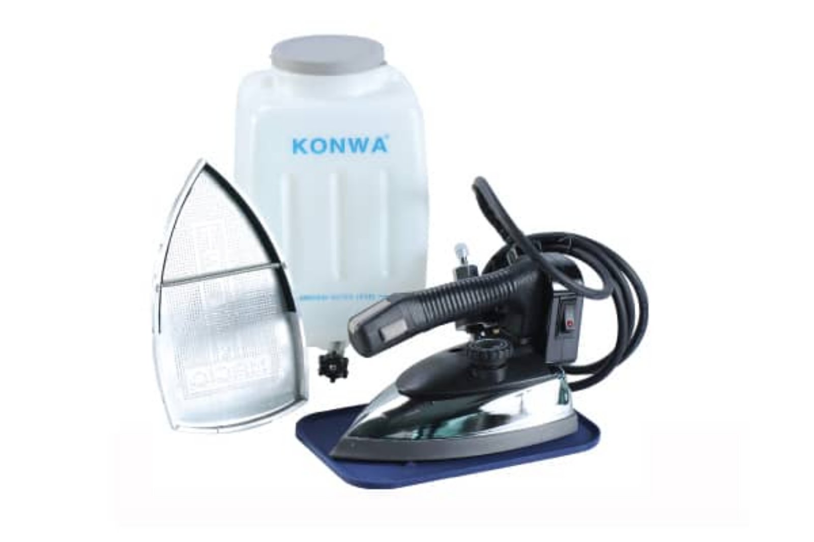 Konwa Iron Stream