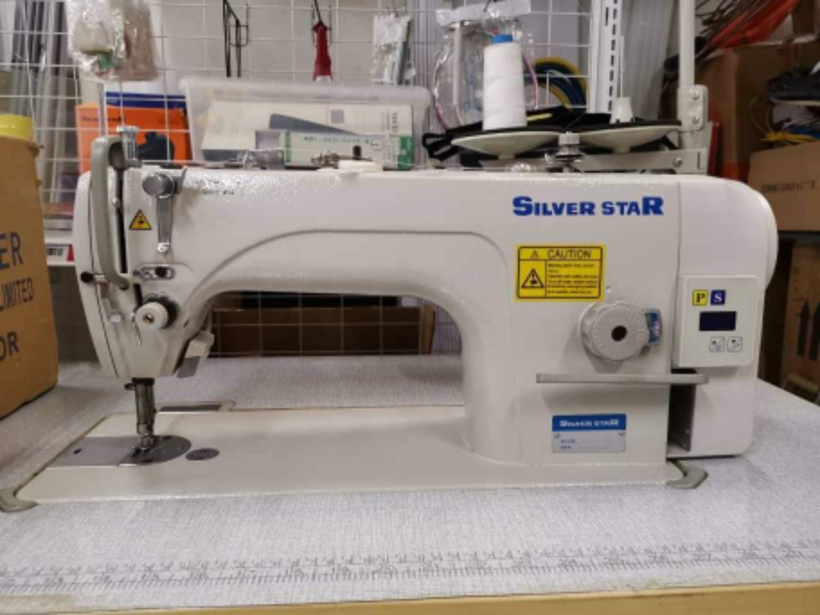 Silverstar Hi Speed Sewing machine