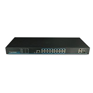 Cynics 24-Port PoE Switch with 2 Uplink.IPS-224-P300