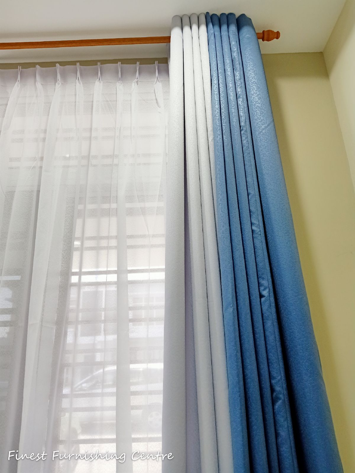 Curtain Eyelet -Rini Homes, Skudai jb