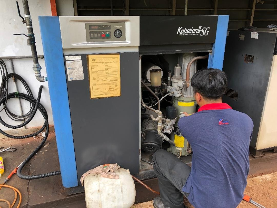 Free Service Charges for Air Compressor ( for New Customer only )