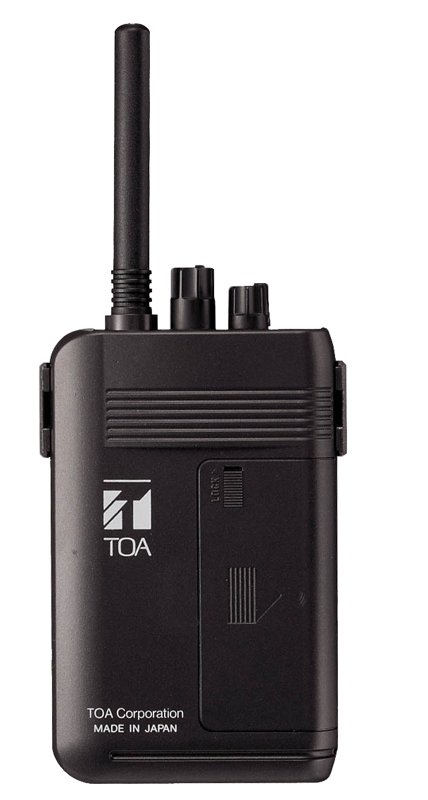 WM-2100.TOA Portable Transmitter