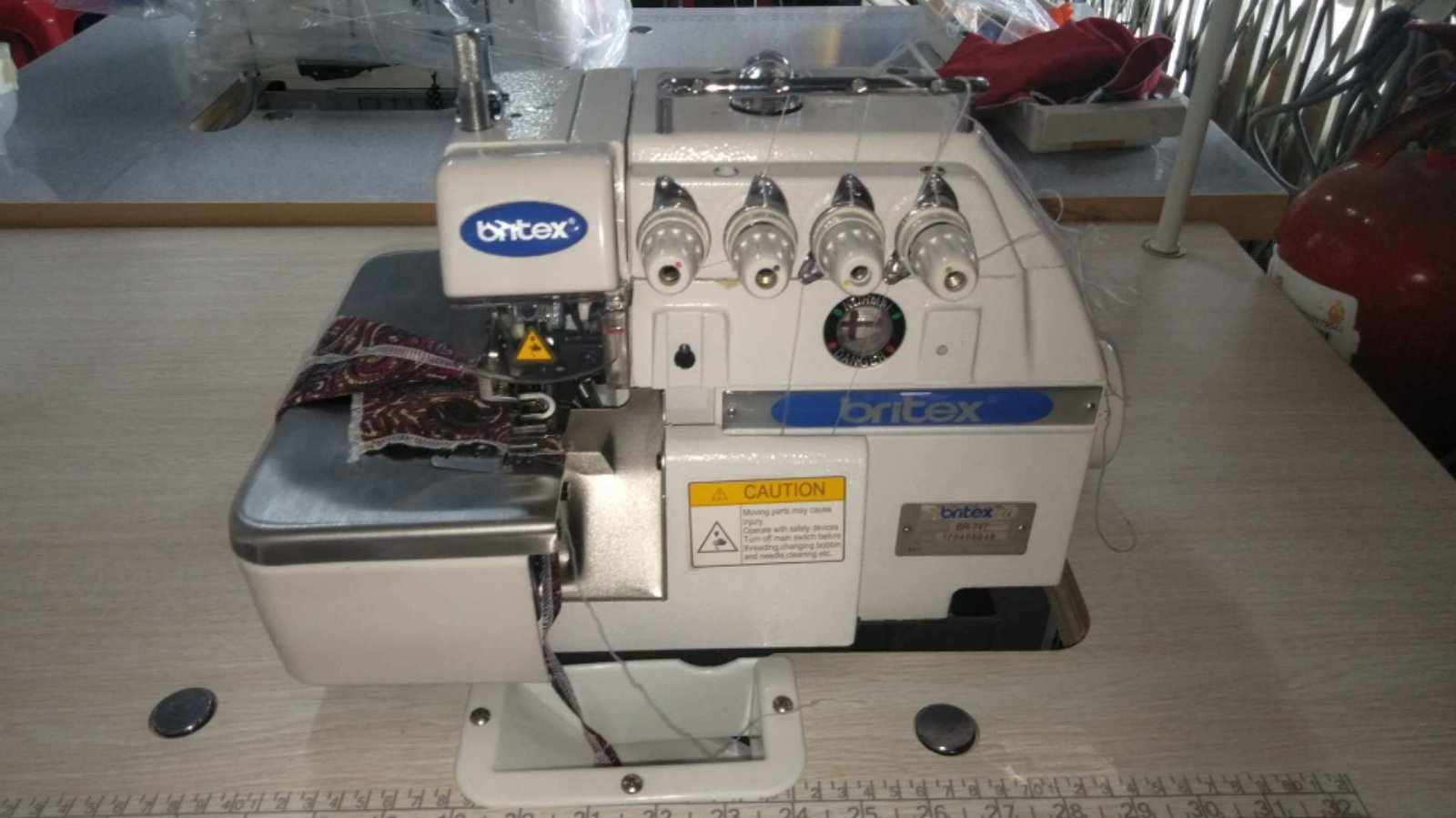Brotex Overlock Sewing Machine