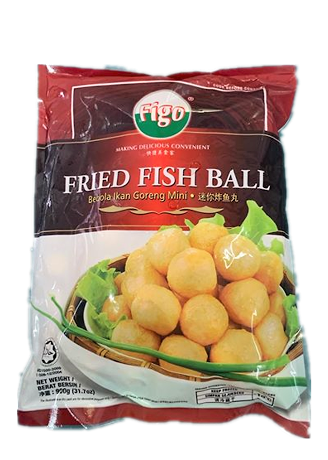 Mini Fried Fish Ball