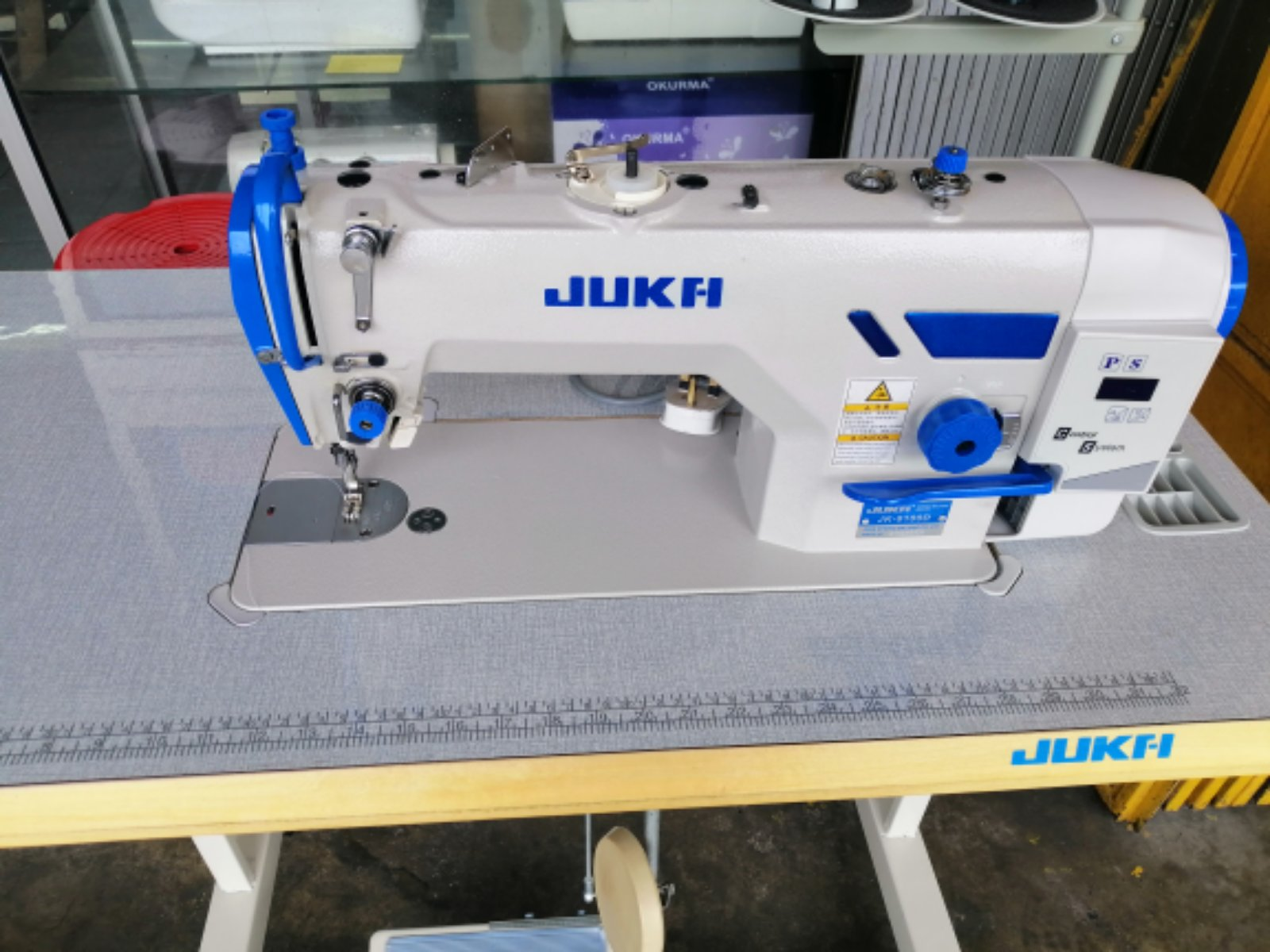 Juka Hi Speed Direct Drive Motor Sewing Machine