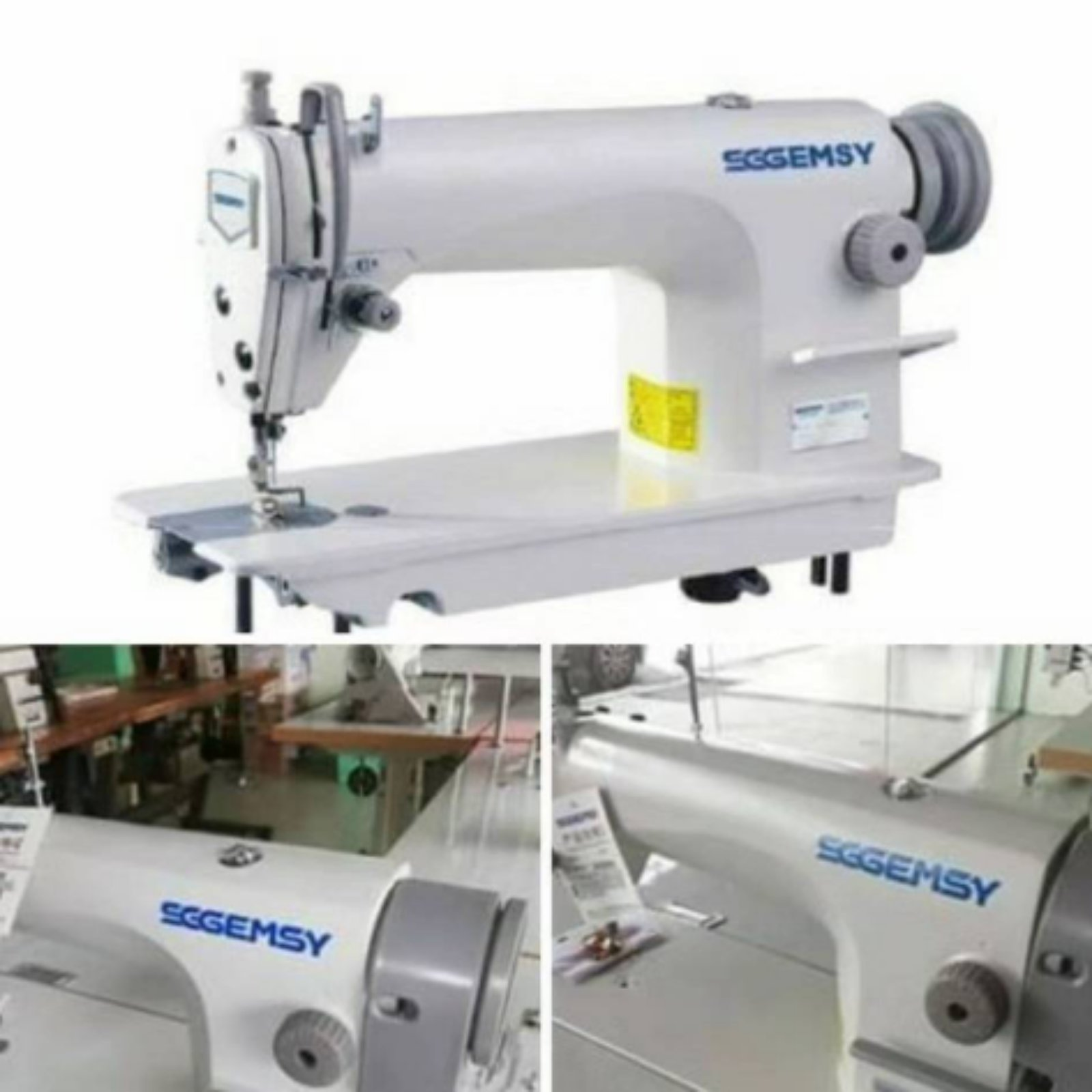 SGGemsy Hi Speed Sewing Machine