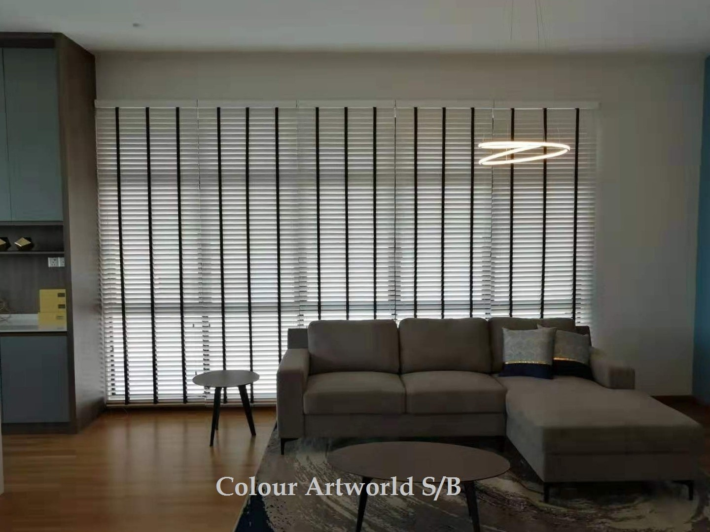 TIMBER VENETIAN BLIND - SENIBONG