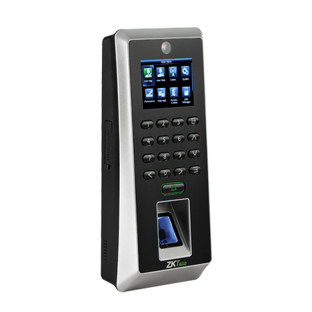 F21. ZKTeco Fingerprint time attendance and access control t