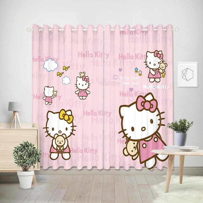 Curtain Hello Kitty 1031