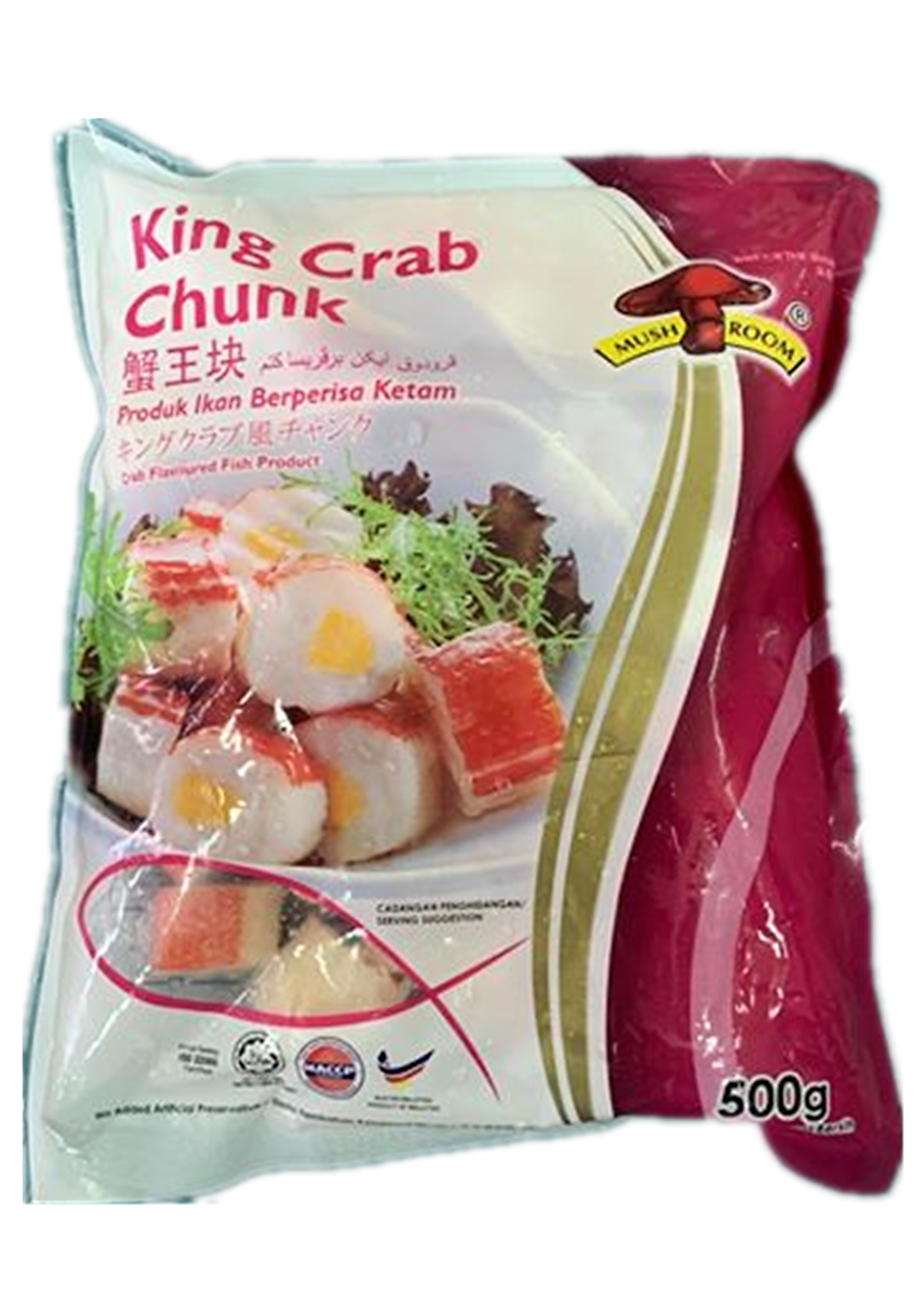 King Crab Chunk