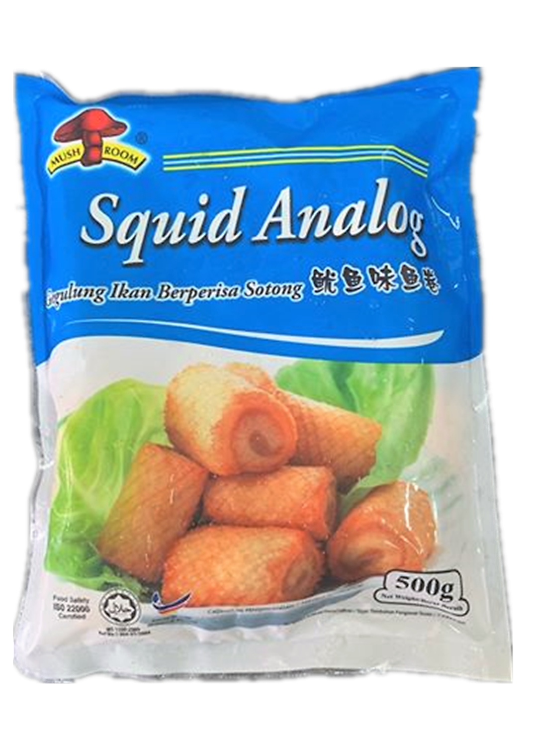 Squid Analog