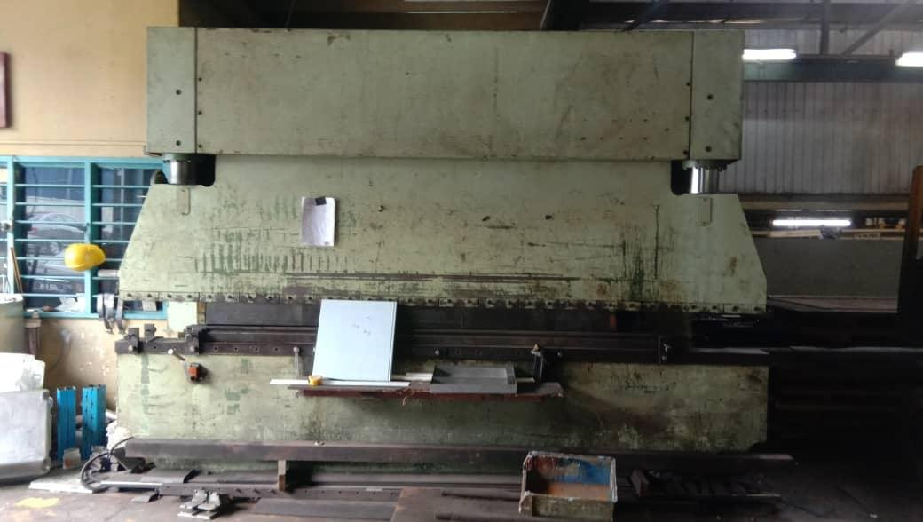 Used LVD press brake 150t x 4000mm