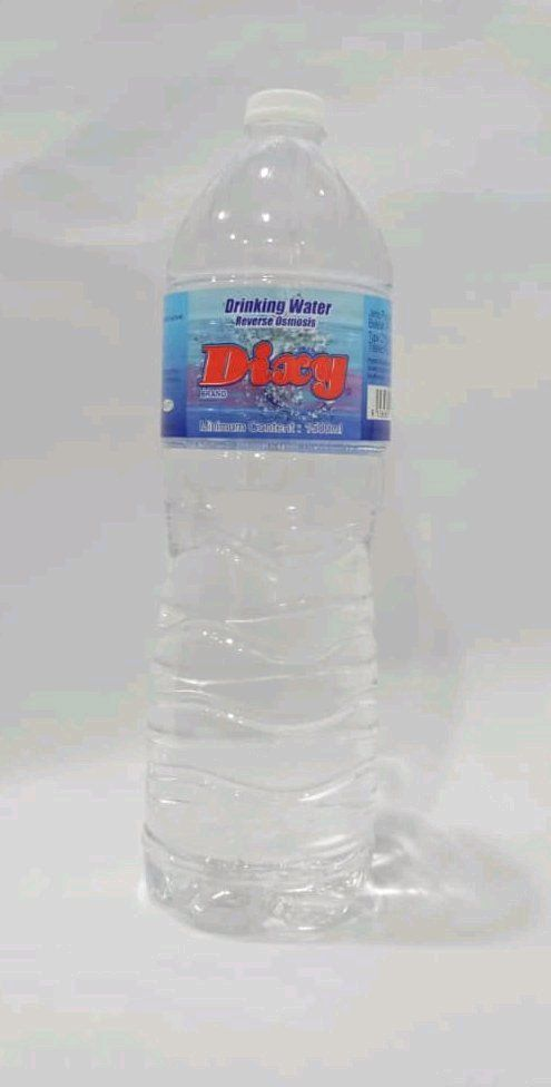 Dixy Drinking Water (1500 ml)