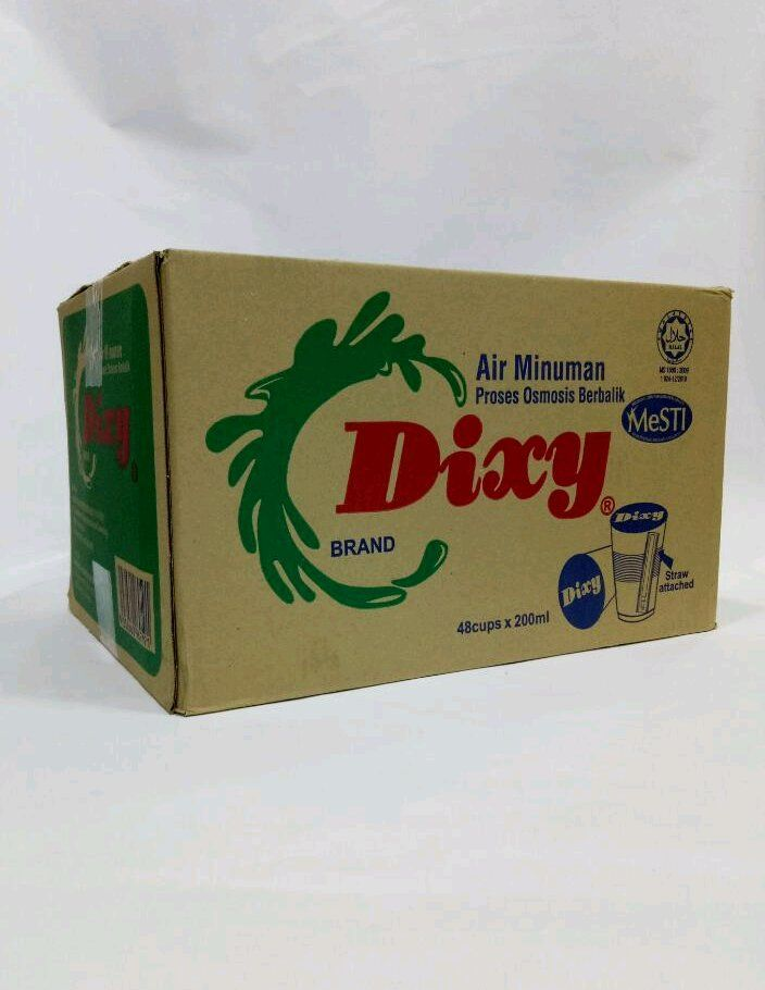 Dixy Drinking Water (200 ml)