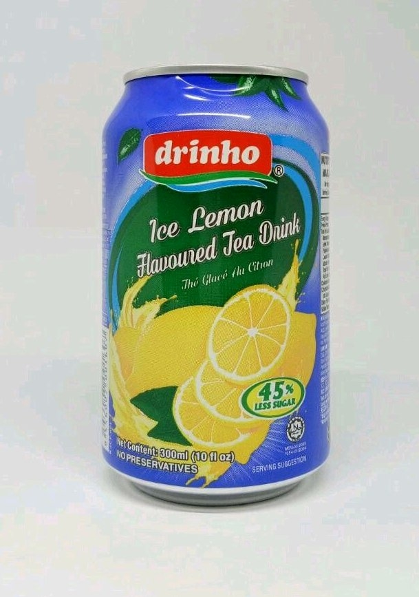 Drinho Ice Lemon Tea (300 ml)