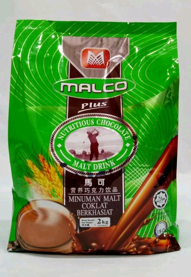 Malco Chocolate Malt