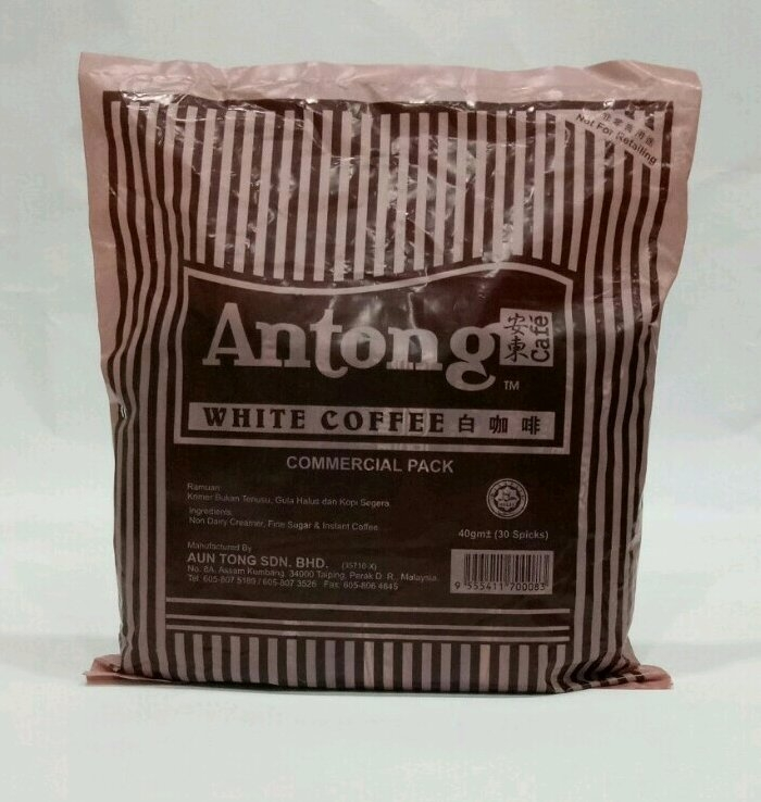 Antong white coffee