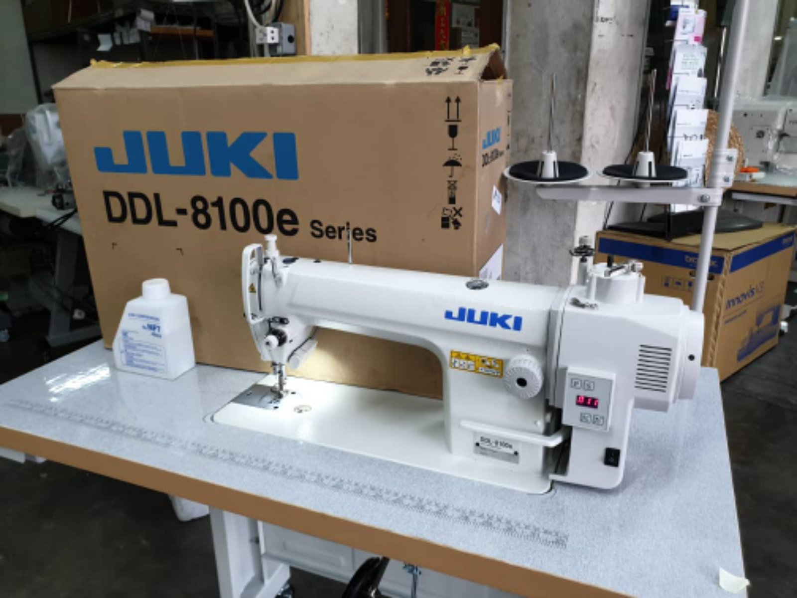 Juki Hi Speed Direct Drive Motor Sewing Machine