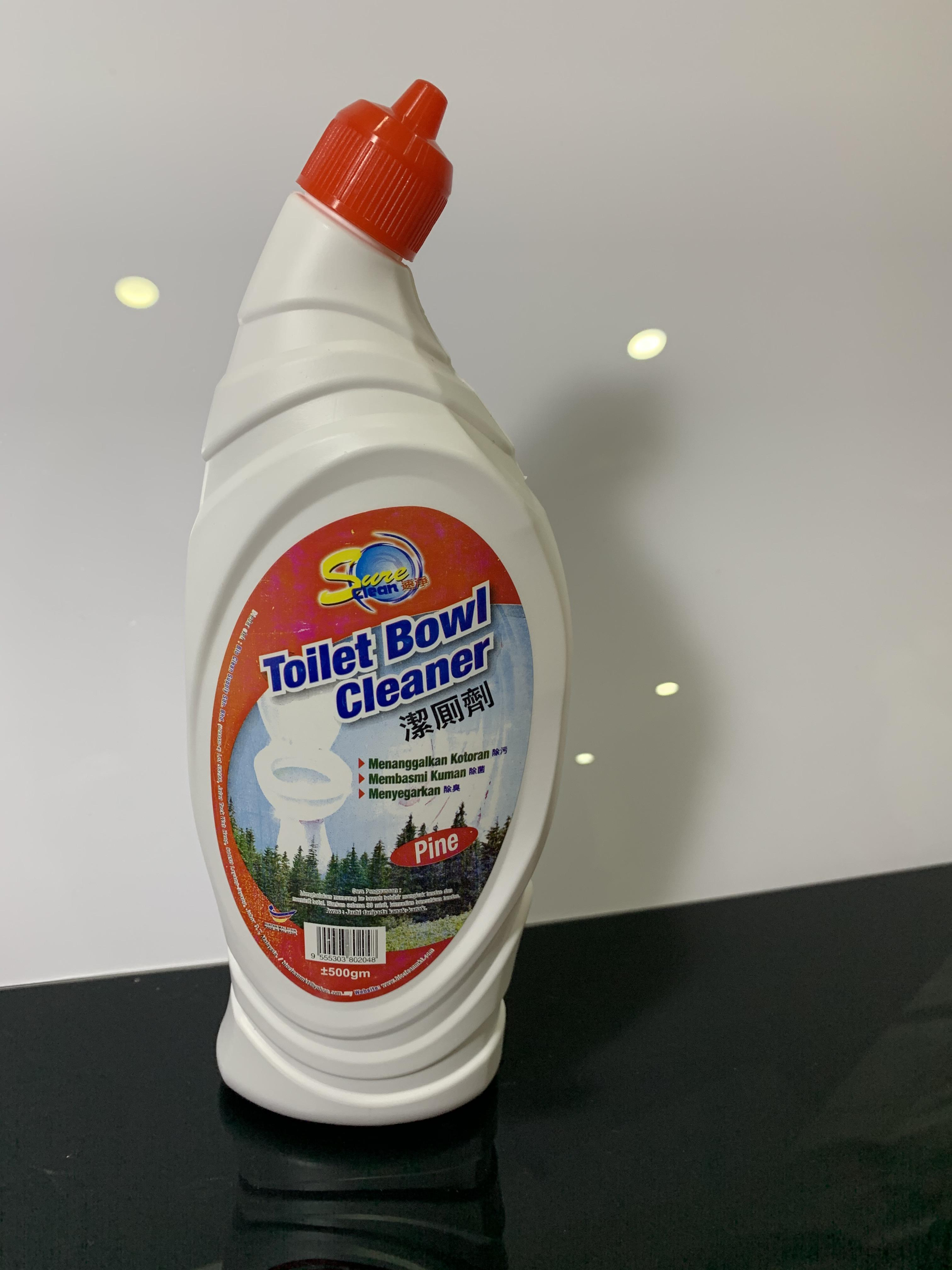 Toilet Bowl Cleaner 500ml 2048