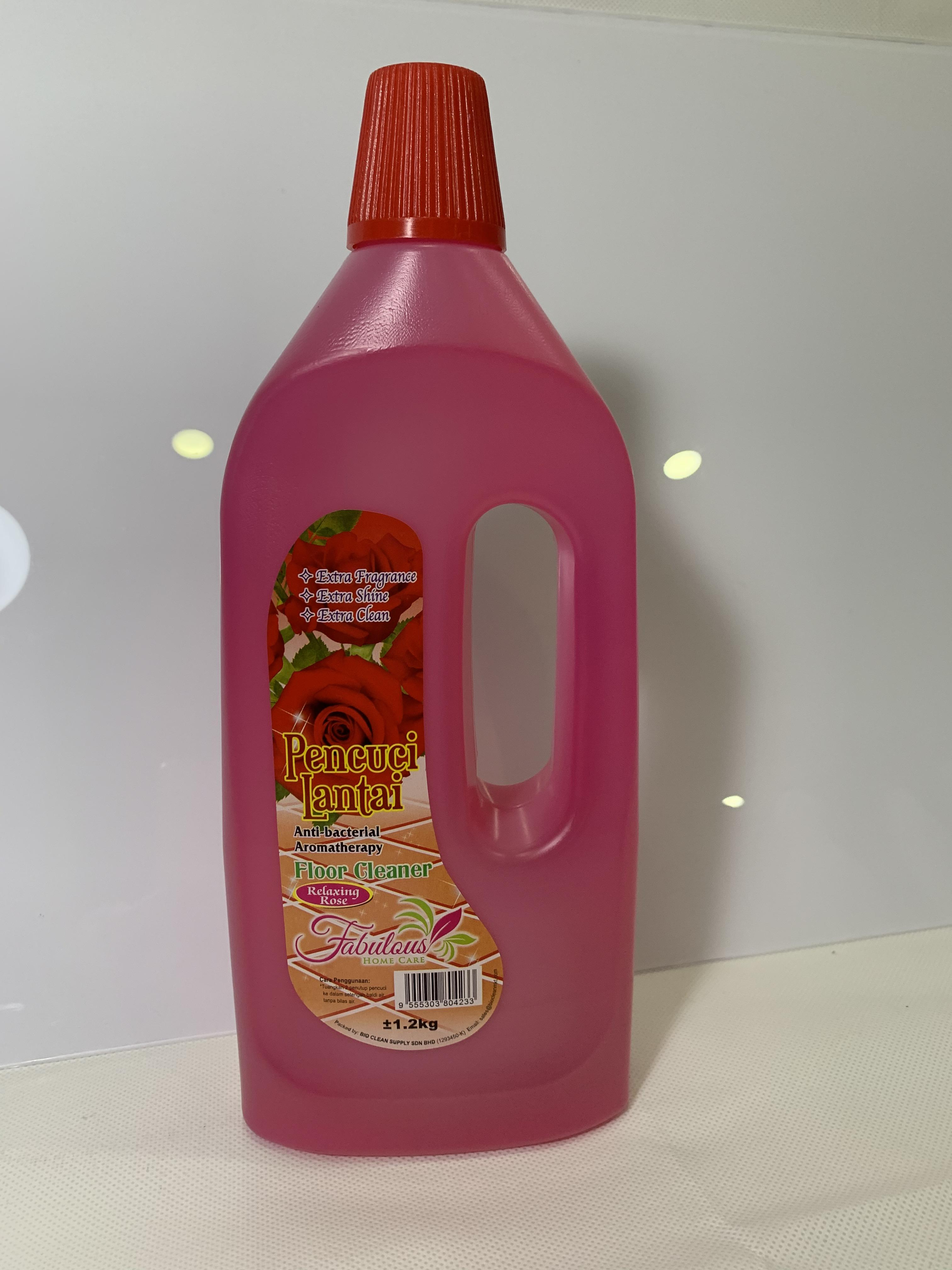 Floor Cleaner 1 Liter - Rose 4233