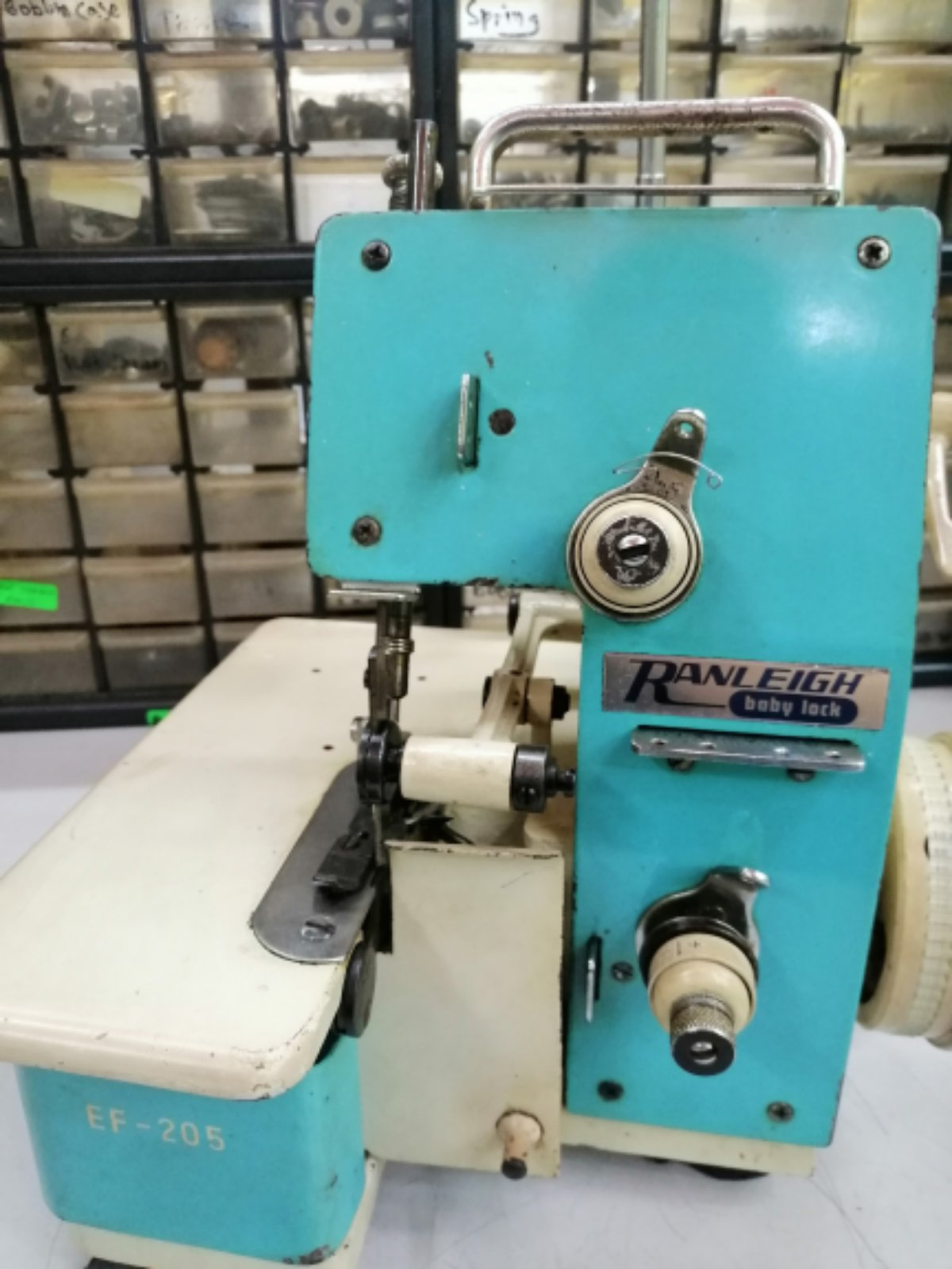 Sevis Ranleigh Baby Lock Sewing Machine