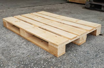 Wooden Pallet Size 800x1200mm