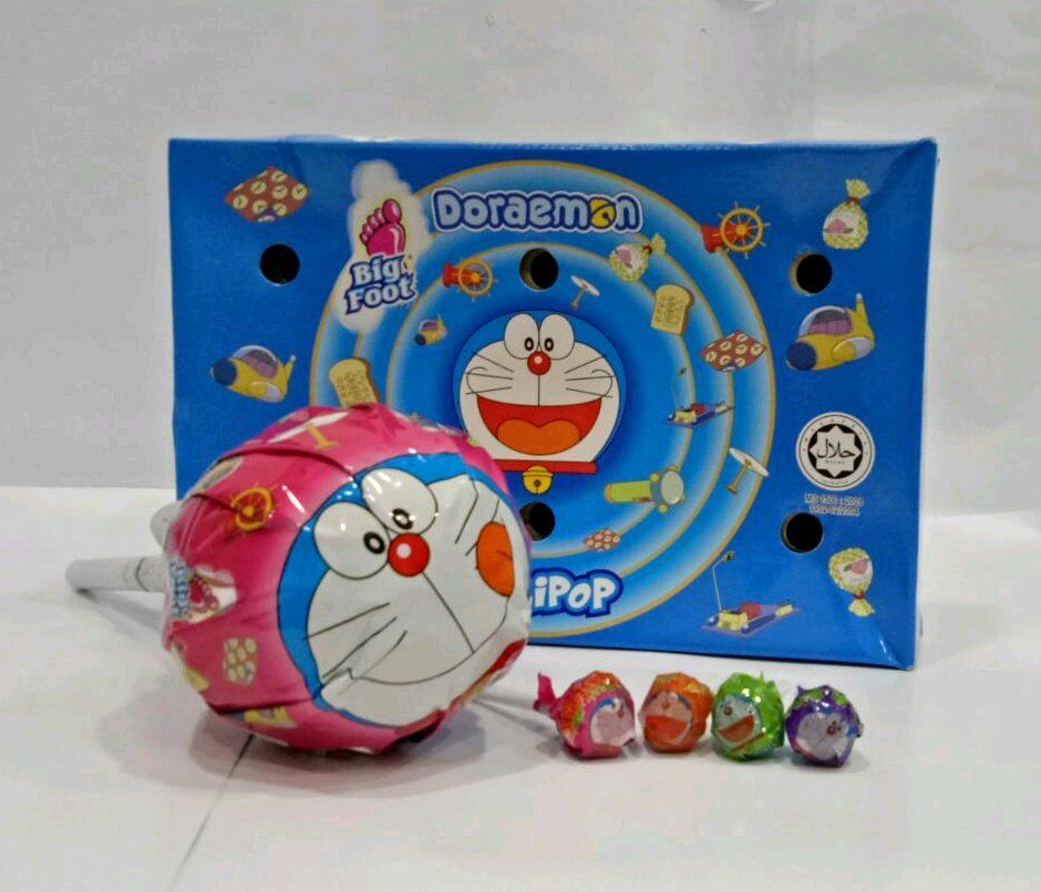 Doraemon Lollipop