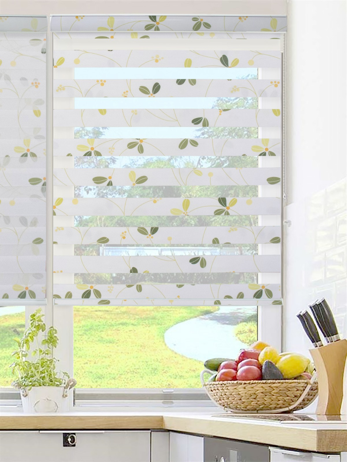Zebra Blinds/ Korea Blinds