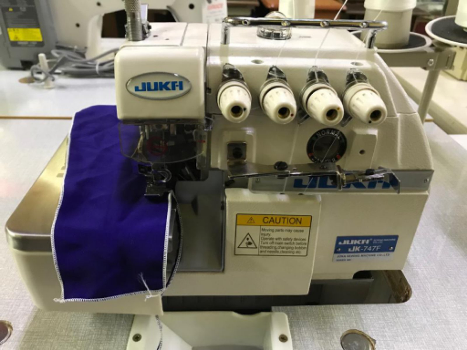 NewJuka Overlock Industrial Sewing Machine