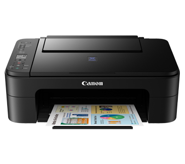 PIXMA E3170 Canon Compact Wireless All-In-One with LCD Scree