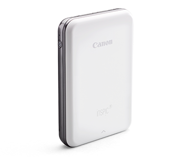 iNSPiC [P] PV-123A Canon Pocket-sized Mini Printer designed