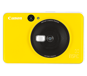 iNSPiC [C] CV-123A Canon 2-in-1 Instant Camera Mini Photo Pr