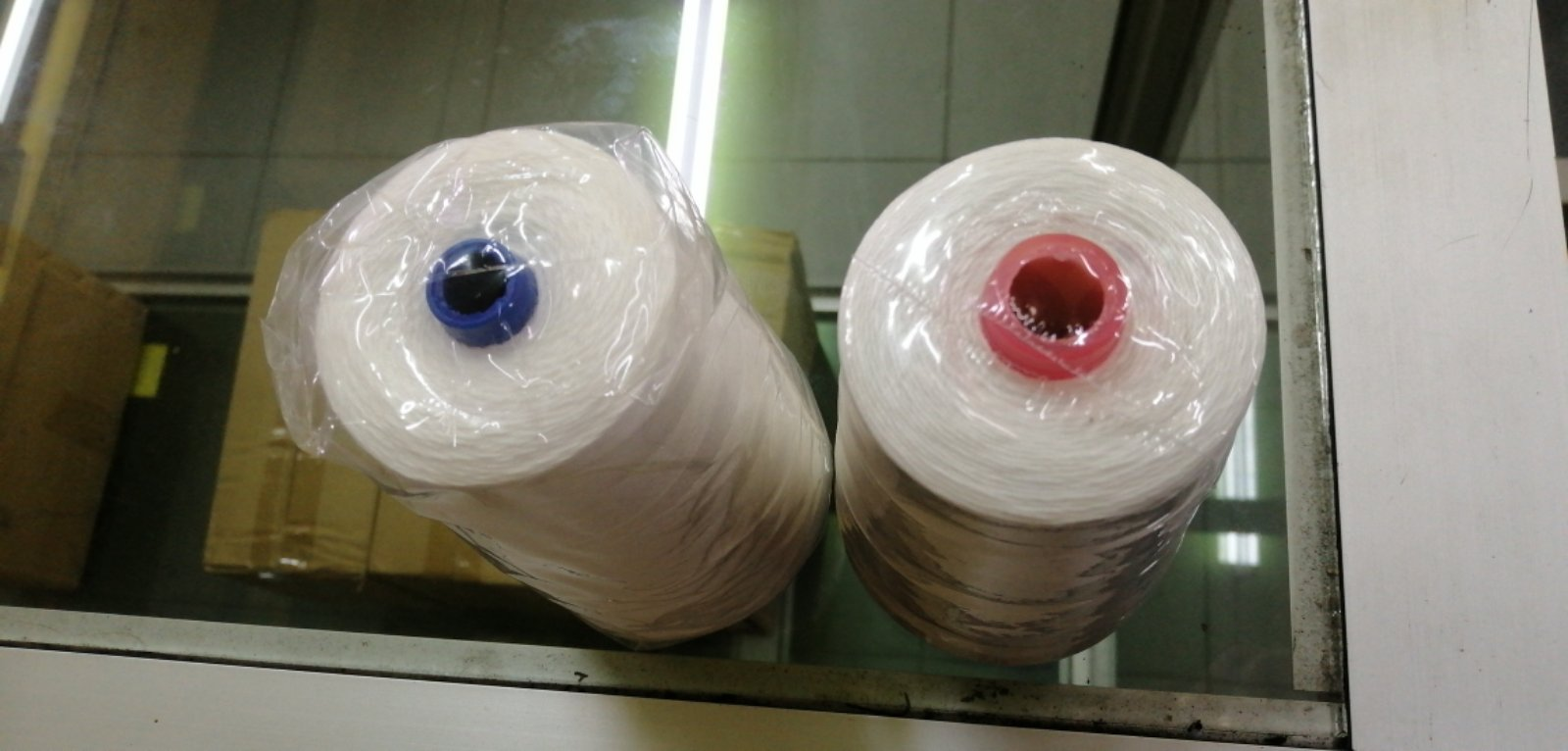 Thread Bag Closing Machine