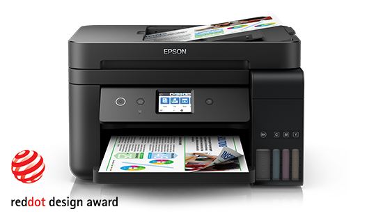 Epson L6190 Wi-Fi Duplex All-in-One Ink Tank Printer with AD