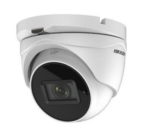 DS-2CE56H0T-IT3ZE. Hikvision 5MP POC Moto Varifocal Dome Cam