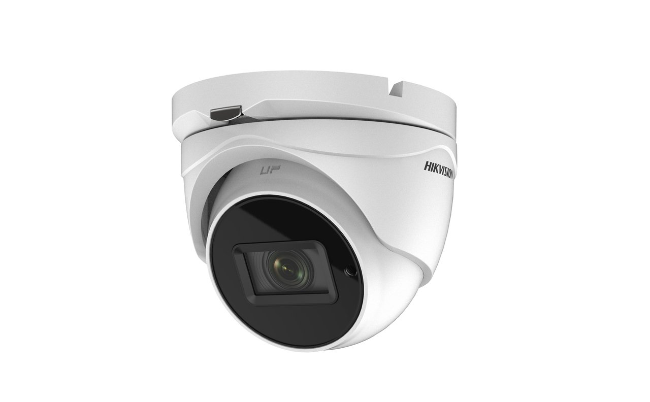 DS-2CE79U1T-IT3ZF. Hikvision 4K Moto Varifocal Turret Camera