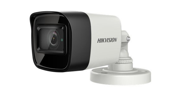 DS-2CE16H8T-ITF. Hikvision 5MP Fixed Mini Bullet Camera