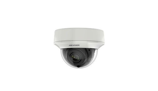 DS-2CE56H8T-AITZF. Hikvision 5MP Moto Varifocal Dome Camera