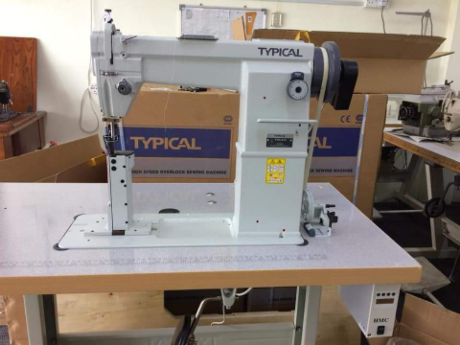 Typical Sewing Machine